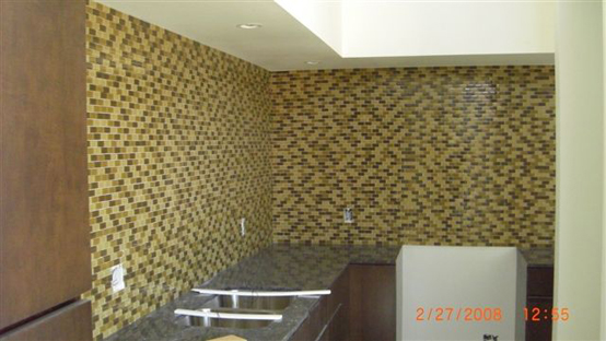All Remaining Units include Upgraded Glass Tile Backsplash (Autumn, Desert,